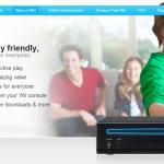 strona internetowa NIntendo Wii