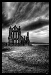 fotografowanie ruin - Yorkshire