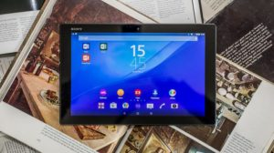 tablet sony