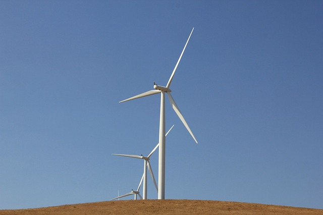 elektrownia wiatrowa