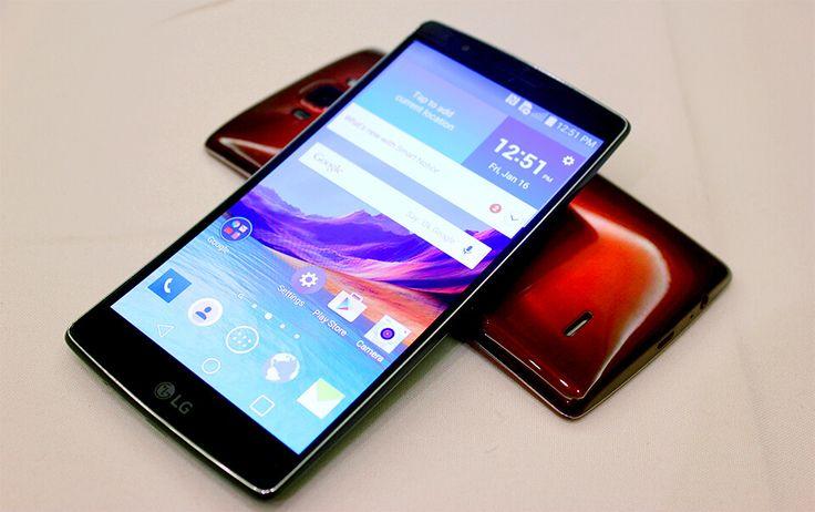 Ktoś widział zakrzywione smartfony?