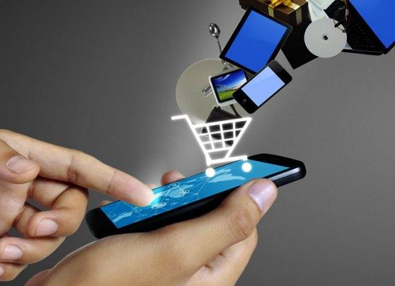 Zakupy i finanse na urządzeniach mobilnych