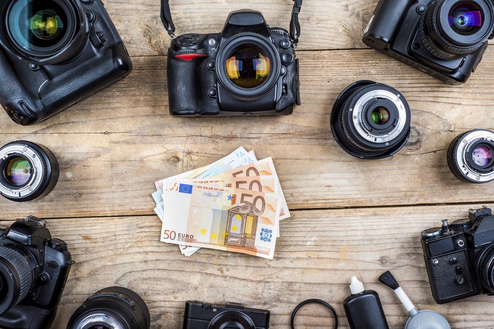 Pożyczka na sprzęt fotograficzny