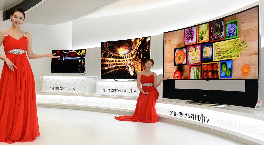 Telewizory OLED 4K przebiją plazmę