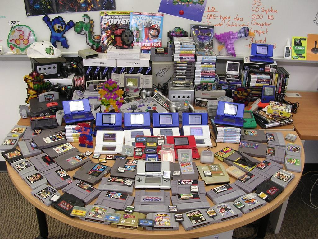 Gracze z lat 90 czekają na Nintendo NX