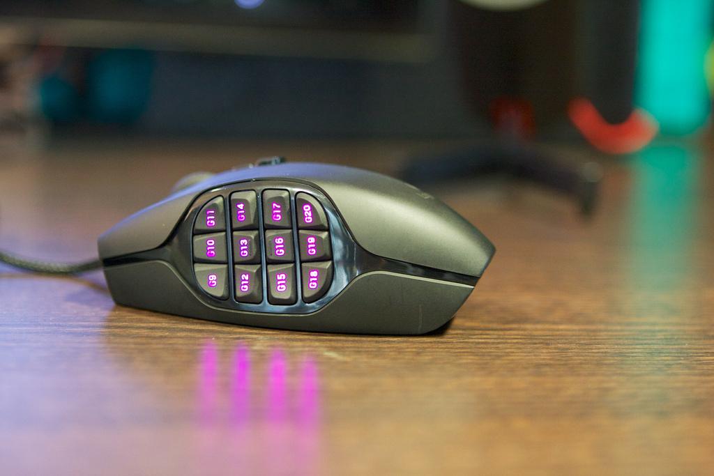 Specjalna myszka a może Keypad? Co lepsze do gier MMO