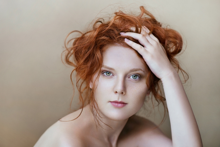fotografia portretowa kreatywna - fotografia beauty