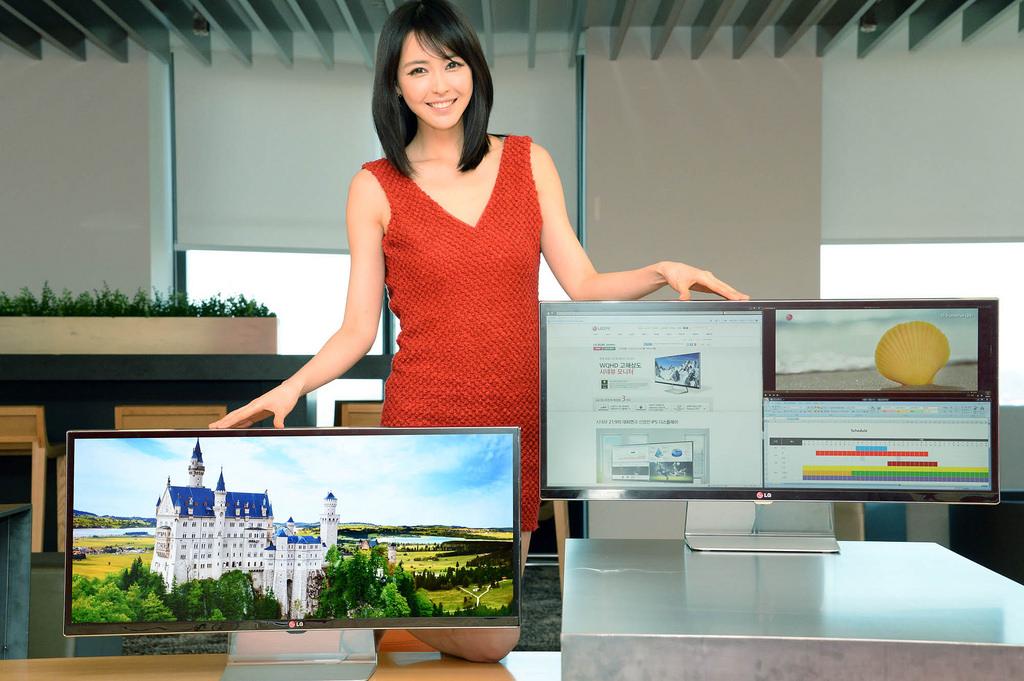 Monitor o idealnej konfiguracji do pracy i rozrywki