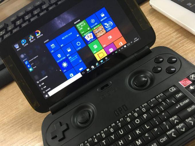 Laptop i konsola w jednym. OtoGPDWin!