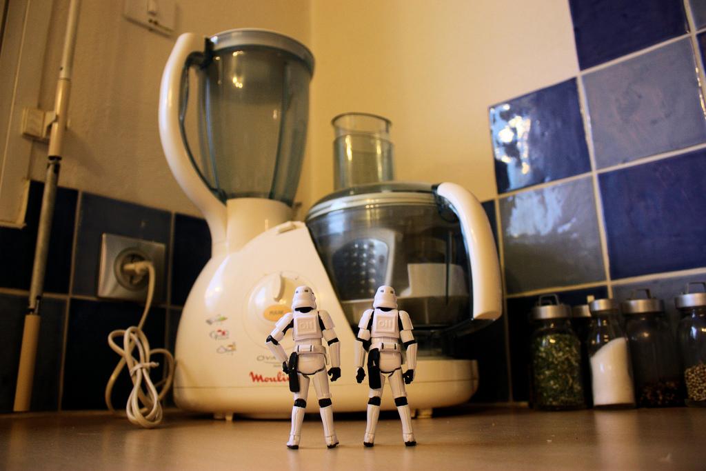 Robot kuchenny to ciągle najdroższy gadżet pani domu