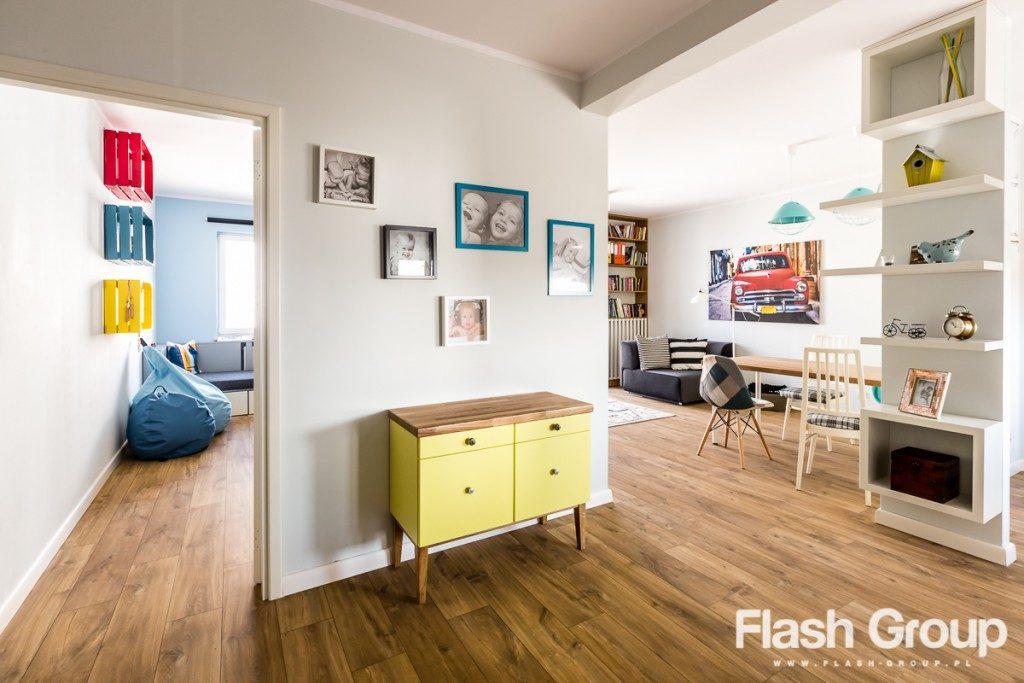 fotografia inwestycji - mieszkania na sprzedaż