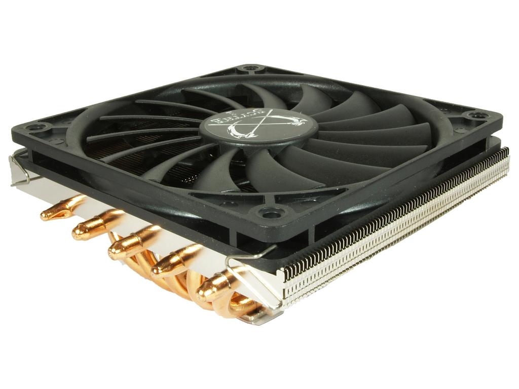 Stylowo chłodzimy procesor powietrzem