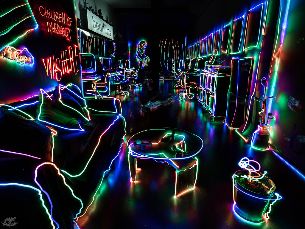 Podświetlenie RGB – komputerowy gadżet roku 2017